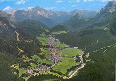 The Village of Sappada, Italy