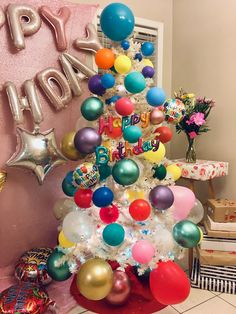 Birthday Tree, Happy Birthday, Ornament Wreath, Ornaments, Wreaths, Home Decor, Happy Brithday, Decoration Home, Door Wreaths