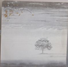 Genesis Wind and Wuthering Vintage Record Album Vinyl LP Rock and Roll Music British Rock Band Soft Art Rock