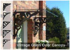 canopy over door - Google Search