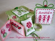 Hand made box and gifts