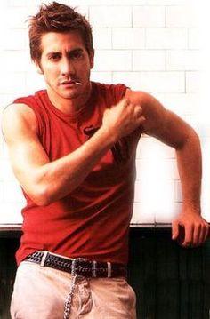 Jake Gyllenhaal  Love him