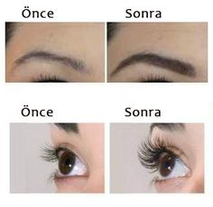 3 Nights Thicker Eyebrows and Curled Eyelashes - Pemmbe - Thick Eyebrow and Curled Eyelash Informations About 3 Gecede Kalın Kaş ve Kıvrık Kirpik – Pemm - Curly Eyebrows, Thick Eyebrows, Natural Foundation, No Foundation Makeup, All Natural Makeup, Natural Hair Styles, Natural Beauty, Beauty Care, Beauty Hacks