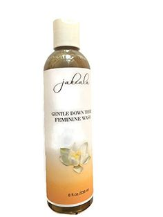Natural Feminine Wash With Apple Cider Vinegar and Yogurt Down There 8 ounce -- For more information, visit image link.