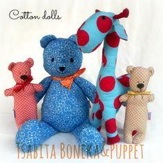 #boneka #katun #handmade #softies #dolls #plushdoll #plushie #boneka_lucu #boneka_handmade #cottondoll #clothdoll https://www.facebook.com/TsabitaBoneka