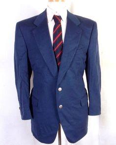 f3dddf24e vtg Dobbshire euc Black Barleycorn 100% Wool Tweed BLazer Sportcoat big man  52 L #Dobbshire #TwoButton | Men's Blazers and Sportcoats | Pinterest |  Tweed ...