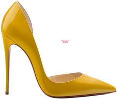Christian Louboutin Fall 2014 Collection - ShoeRazzi