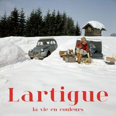 #Lartigue en couleurs Maison Européenne de la Photographie, Paris 24.6-23.8.2015 http://www.mep-fr.org/evenement/lartigue/… #photo