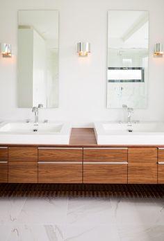 Meuble salle de bain double vasque | BricoBistro