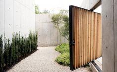 Minimal Concrete Box House By Robertson Design