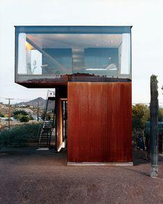 Project: Xeros  Architects: Blank Studio  Location: Phoenix, Arizona