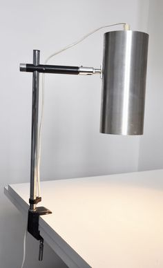 table lamp by Maria Pergay