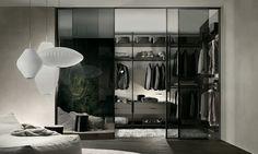 Rimadesio Walk-in wardrobe