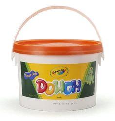 Crayola Dough 3-lb Bucket Orange $5.09 #bestseller