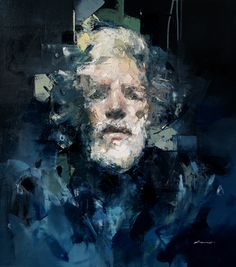 Ryan Hewett.  Artists whose work I love and inspire me.  See paintings from Mark Phi Creations at http://markphicreations.com