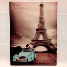 Cuadro Torre Eiffel | #SanValentin