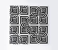 aakash nihalani magnet tile works at tripoli gallery