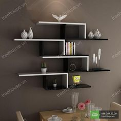 Designers create multiple forms of modern Wall shelves, they took a solution for small spaces, and their intricate designs suit every room in the House, if you want to add a modern touch to your home décor Home Decor Furniture, Diy Home Decor, Furniture Design, Room Decor, Bookshelf Design, Wall Shelves Design, Unique Wall Shelves, Decorative Wall Shelves, Wall Shelving
