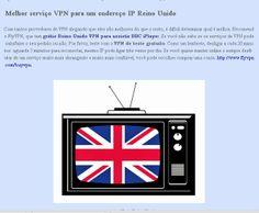 obter IP do Reino Unido