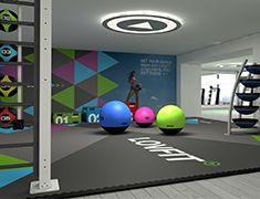 Gym Design   Concepts and Design   Escape Fitness