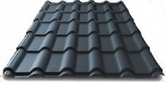 KRON - Tile Effect Steel Roofing Sheet Matt Polyurethane