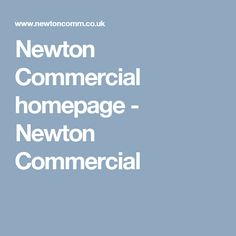 Newton Commercial homepage - Newton Commercial