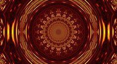 Golden Jeweled Lotus Mandala  1