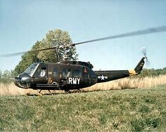 20 October 1956 First flight #flighttest of the Bell XH-40 (Huey UH-1)