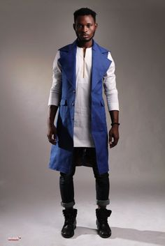 """MenStyle1- Men's Style Blog - SS'15 """"Sultan Of Swoon"""" Collection """"YOMIG"""" is a..."""