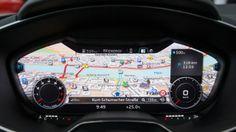 Audi TT Das neue Coupé wird aggressiver