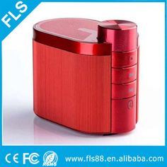 New fashion flagon shape wireless Bluetooth Speaker mini portable stereo speaker with handsfree call