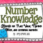 teaching place value and comparing/ordering numbers