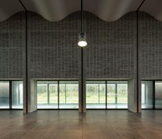 Communal Crematorium, Ringsted, Denmark :: Henning Larsen Architects