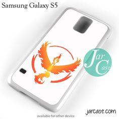Pokemon Team Valor 5 Phone case for samsung galaxy S3/S4/S5