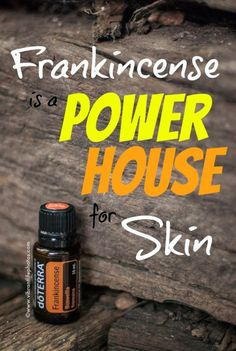 Frankincense Body Scrub