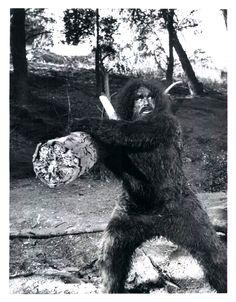 "The Six Million Dollar Man - ""The Secret of Bigfoot"""