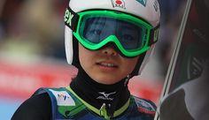 Sara Takanashi Japan's teenage ski jumping sensation