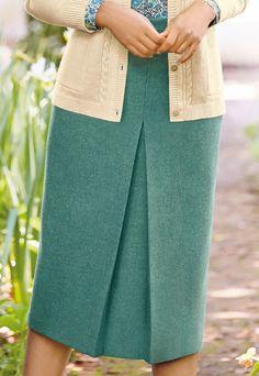 Invert pleat skirt - Skirts & Dresses