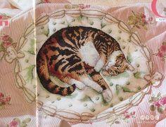 Gallery.ru / Фото #3 - СПЯЩАЯ КОШКА 2 - YLITKA2 / śpiący kotek 2 (1/3)