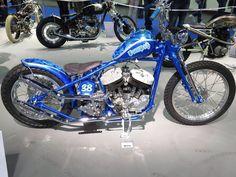 Chopper bobber cafe racer brst style harley davidson bsa triumph vintage