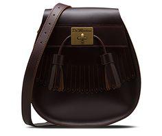 Tassled Saddle Bag CHARRO AB021230