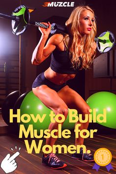 Muscle Building Guide for Women: A step-by-step guide to grow strong & build toned muscle. Your Go-To Guide! #buildmuscle #bodybuilding Muscle Tone, Gain Muscle, Build Muscle, Muscle Building Women, Muscle Building Tips, Female Muscle Growth, Athlete Nutrition, Resistance Workout, Physically And Mentally