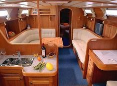 Gypsy Interior Design Dress My Wagon| Gypsy Boating-2014 Malo 43 Offshore Cruiser NEW Sail Boat For Sale - www.yachtworld.com