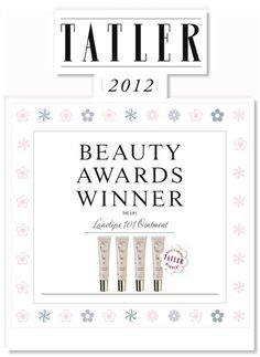 Would like to formally congratulate our 101 Ointment for being crowned a Tatler Beauty Award Winner.