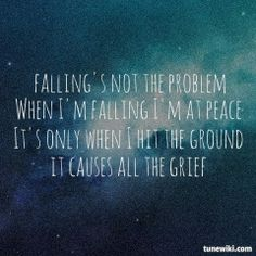 falling by florence and the machine