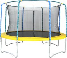 Комплект батут с сеткой Sun Tramp 12 ft - 3,7м - доставим бесплатно! Подарки!