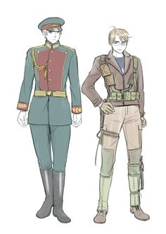 Types of uniforms. Just...SO COOL 8D #tumblr #Source:ayase-memo