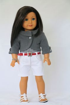 American Girl Doll ClothesFits 18 inch Dolls by NoodleClothing