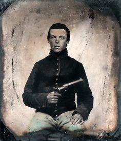 Charles Allen 1st NY light Artillery