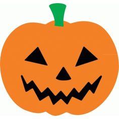 Silhouette Design Store - Search Designs : halloween pumpkin